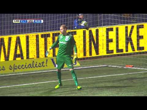 Samenvatting SC Cambuur - De Graafschap (12-01-2018)