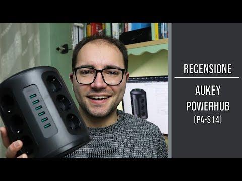 AUKEY PowerHub (PA-S14): la recensione