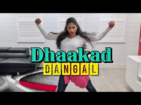 Dhaakad - Dangal | (Dance + DubsmashPanti ) | #FilmySneha