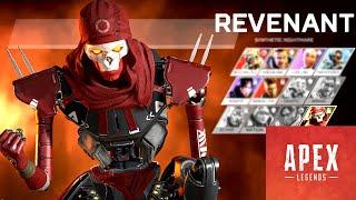 New Legend REVENANT Gameplay! | Apex Legends