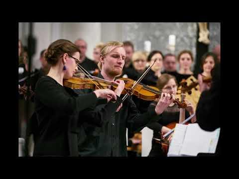 """J.S. Bach - Chorał """"Zion Hört Die Wächter Singen""""(BWV 140)- Paweł Żak, Mu!!!ob, Collegium Musicum UW"""