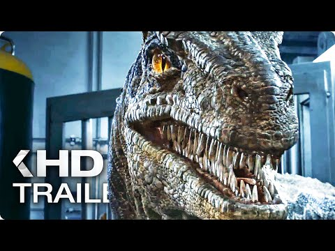 JURASSIC WORLD 2 Trailer 3 (2018)
