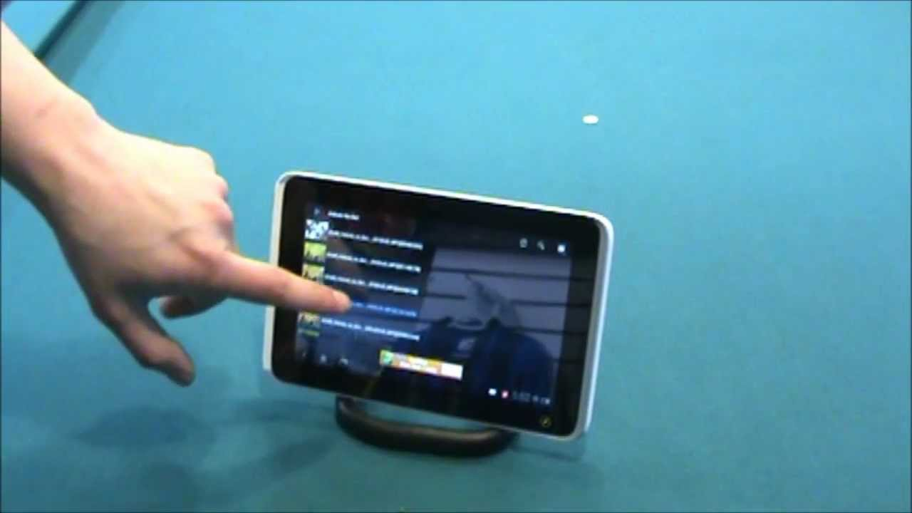 DIY - Stand for your tablet - Very cheap! - YouTube