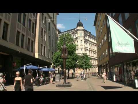 Helsinki, capitale de Finlande