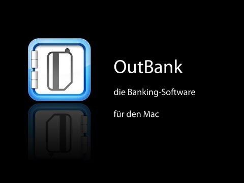 Mac App - OutBank die Banking Software