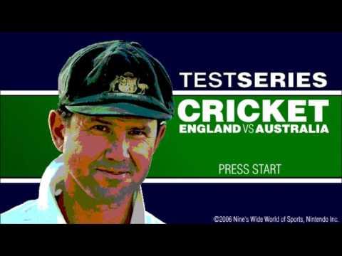 【8 Bit】 Channel 9 Cricket intro theme