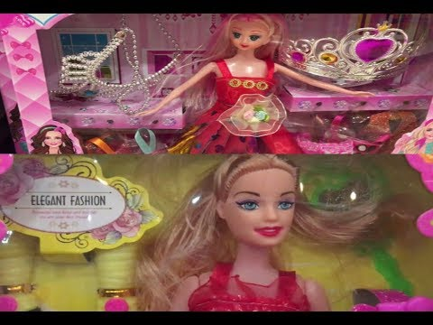 Cute Hairstyles And Clothes For Barbie Dolls Cute For Barbie Dolls