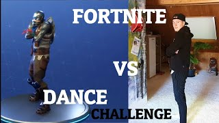 FORTNITE DANCE CHALLENGE IN REAL LIFE + Freestyle Part