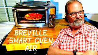 BREVILLE SMART OVEN AIR TOASTER REVIEW PIZZA TOAST AND BAGELS detailed how to use your oven