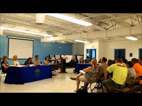 District 76 Creve Coeur Board of Education Meeting