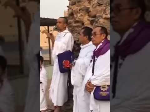 amalan tak berdasar - Ustads Abdul Somad, Lc, MA - Perjalanan Umroh jemaah Al-Azhar Islamic Tour.