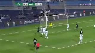 Argentina Vs Iraq Full Match Highlight