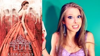 THE ELITE BY KIERA CASS   booktalk with XTINEMAY