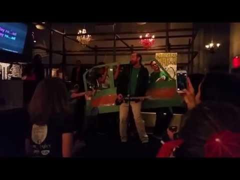 National Lampoon's Smells Like Auralgasms Vacation at District Karaoke 1/28/15