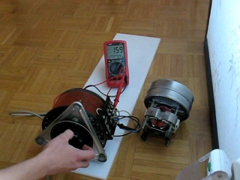 Vacuum Cleaner Motor Youtube