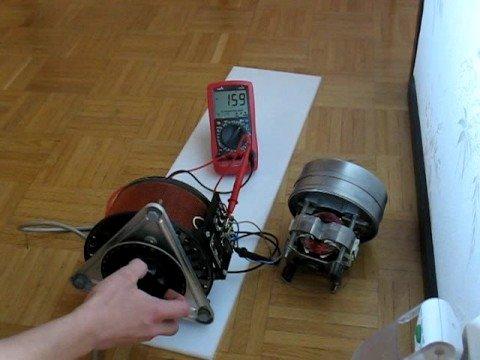 Vacuum cleaner motor youtube for Motor for vacuum cleaner