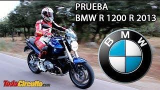 BMW R 1200 R 2013: Prueba a fondo [FullHD]