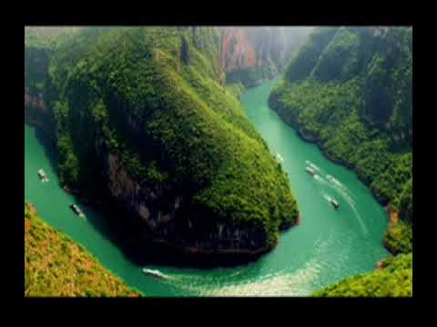 Yangtze River peaks in China August 18 1931