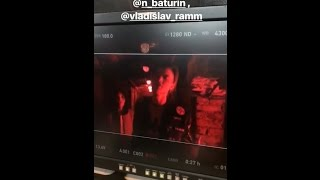 "Съемки клипа Владислава Рамма и Николая Батурина на песню ""Хватит духу""!"