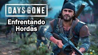 DAYS GONE Ao Vivo   Gameplay em Português PT-BR