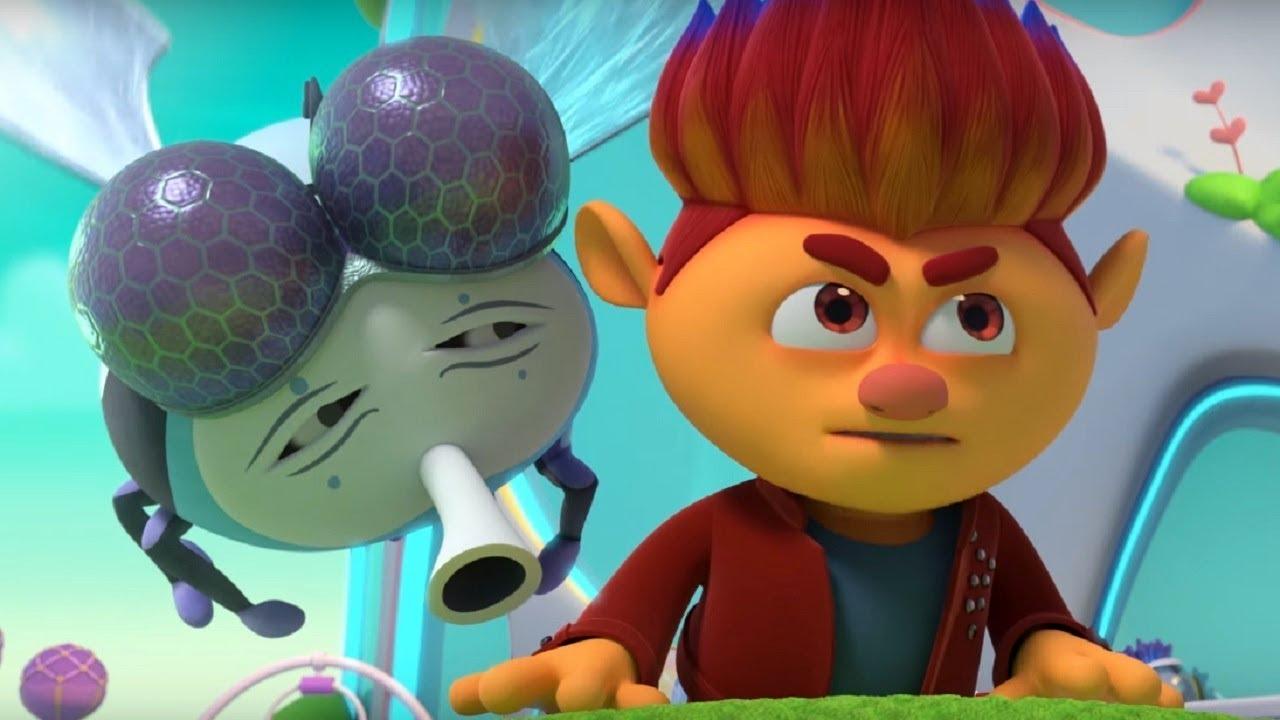 Муха-обидуха – Монсики – мультфильм для детей – Чувства и эмоции