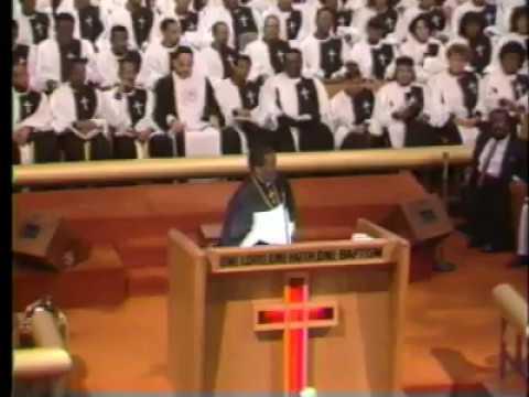 Bishop David L. Ellis - Stop Now, It's Praying Time