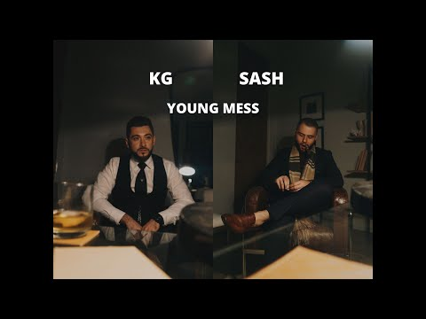 SASH, KG - Young Mess (2019)