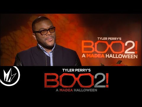 Tyler Perry's Boo 2! A Madea Halloween: Sit Down With the Stars – Regal Cinemas