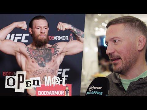 UFC 246 Open