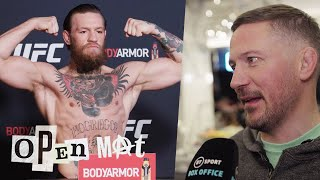 UFC 246 Open Mat episode three: McGregor hits the scales and Coach Kavanagh breaks it down!