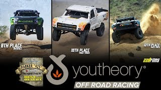 Youtheory Racing 2019 BITD Parker 425