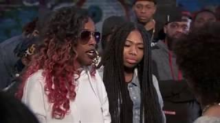 The Rap Battles: RapUnzel and Deetranada vs The Prince of New York Video