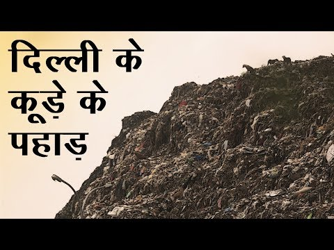 Can Biomining Save Delhi from a Garbage Crisis?