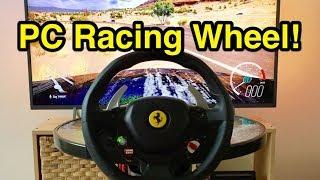 Thrustmaster Ferrari 458 Italia PC Racing Wheel