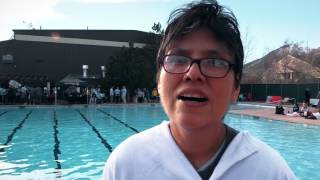 What does jumping into a pool in winter have to do with Special Olympics? Tune in and find out. Hundreds of people showed up to watch or participate in Flagstaff's polar plunge to support special olympics at the Athletic Club East. It was chilly fun!