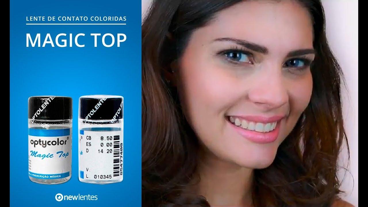 fd231e680 Lentes coloridas Optycolor Magic Top | newlentes
