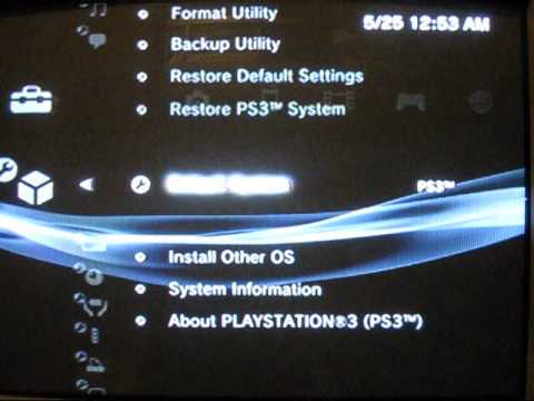 How To Put Linux on your PS3