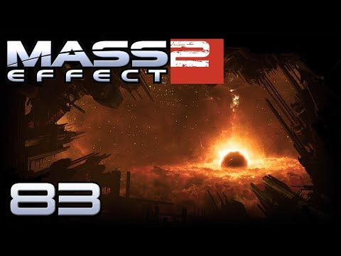 Mass Effect 2 (Stream) Part 83 - Legion's Night on the Galaxy