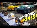 ¡Nuevos Rines a mi carro! | ManuelRivera11