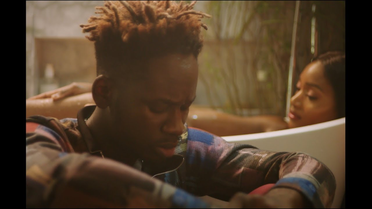 Image result for Mr Eazi - Miss You Bad (feat. Burna Boy) [Official Video]