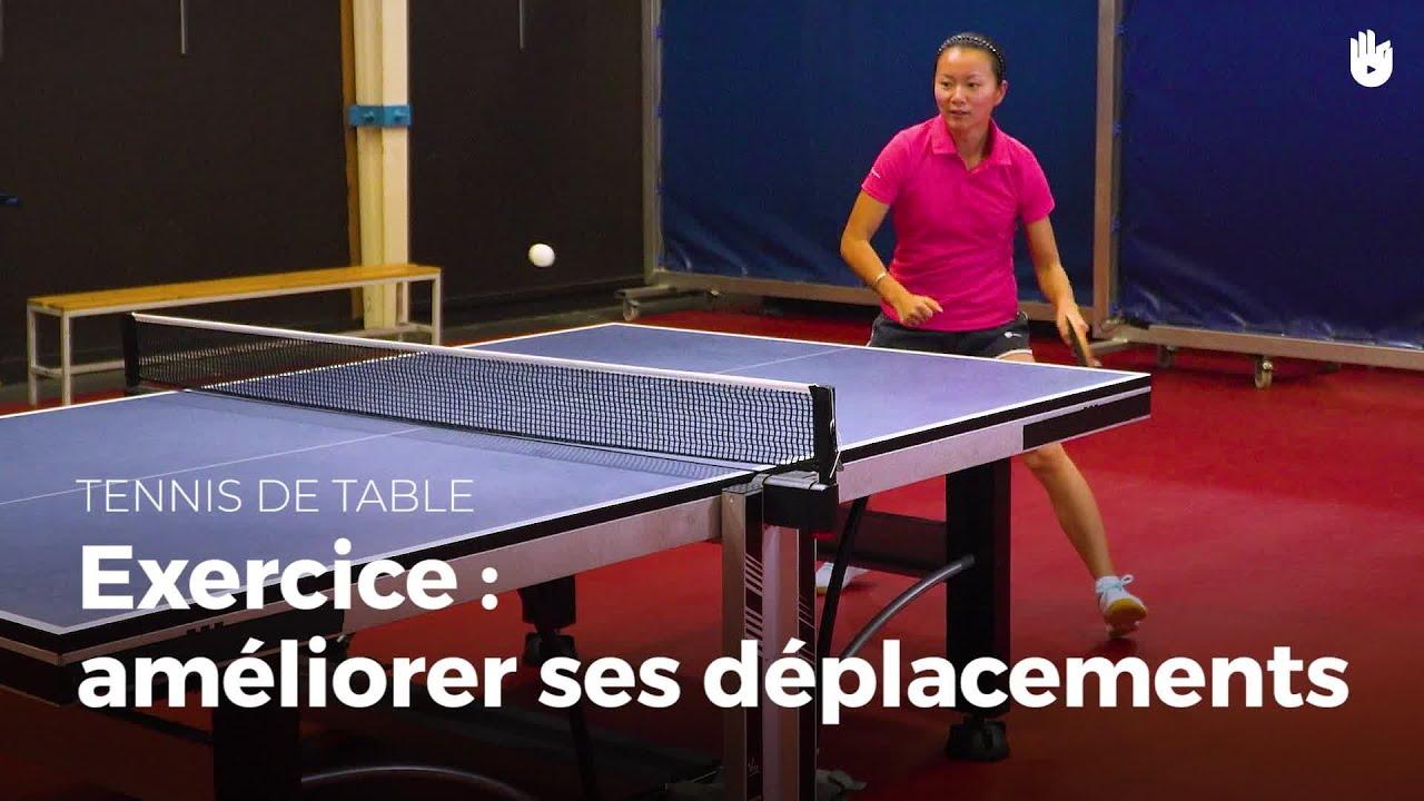 4 exercices pour améliorer vos déplacements | Tennis de ...