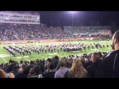 Ohio University Marching 110 - Uptown Funk