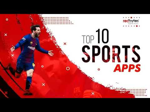Top 10 Sports Apps For Android & IOS 2020