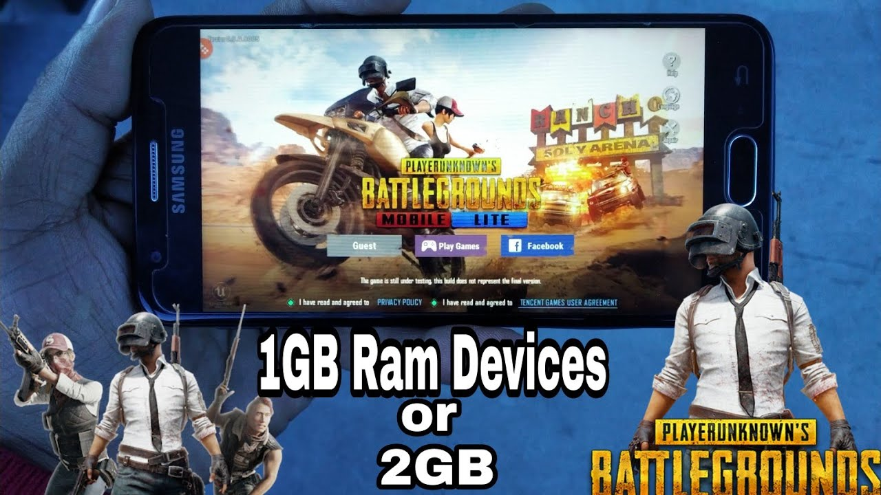 Download PUBG Mobile lite For 1Gb Or 2Gb Ram Any Android Device like J2  [HINDI]