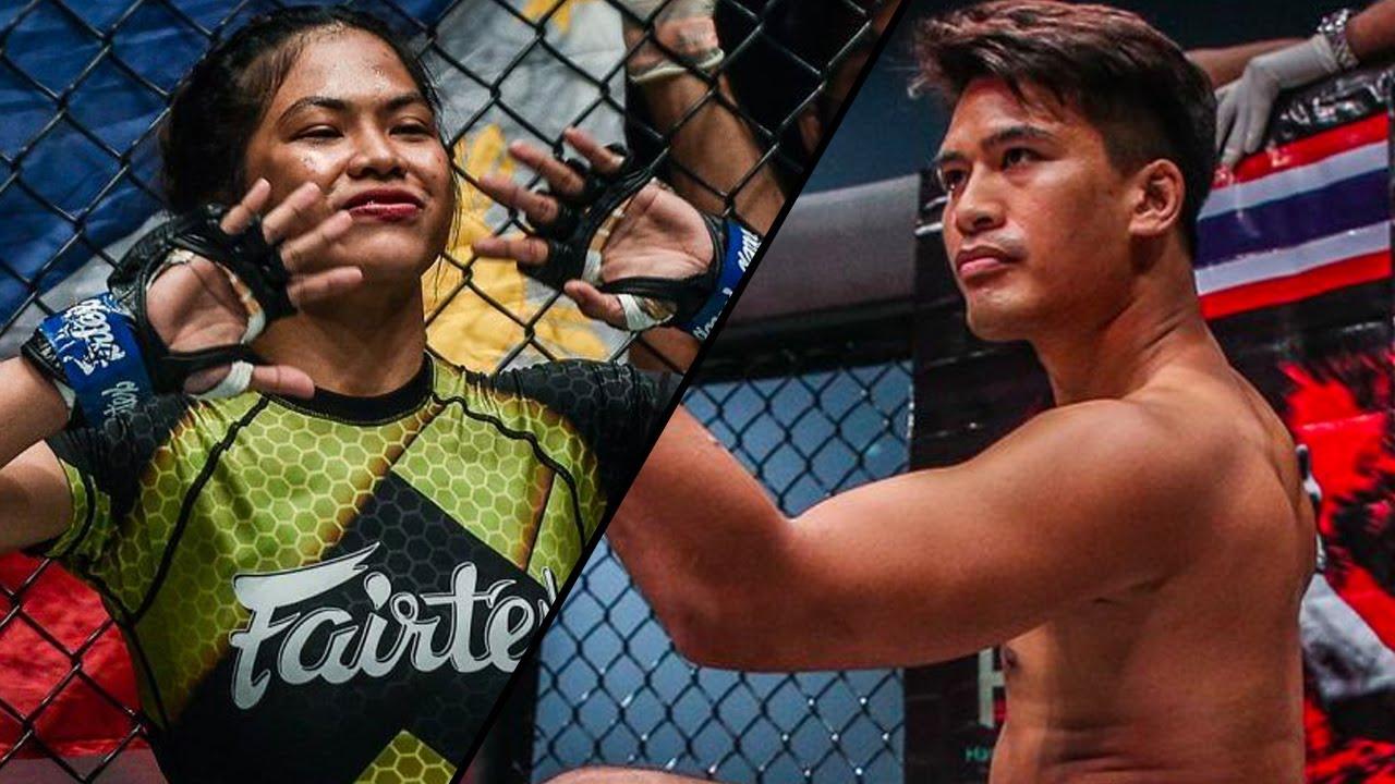 Denice Zamboanga vs. Shannon Wiratchai   ONE@Home Face-Off
