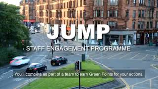 JUMP at the University of Strathclyde