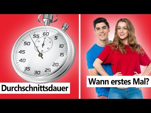 8 unglaubliche Sexstatistiken - So liebt Deutschland