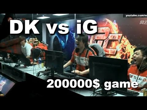 DK Vs IG WPC-ACE Grand Final Game 7 Dota 2