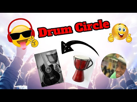 Live Love Life Music Therapy - Simcoe Mall July 2016 Drum Session