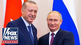 Russia, Turkey announce deal on demilitarized zone in Syria thumbnail